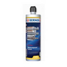 BERNER - chemická kotva 410 ml