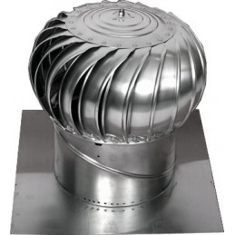Ventilační turbína...