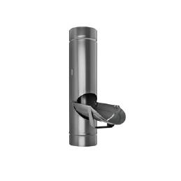 KJG odvaděč s hadicí 120 mm