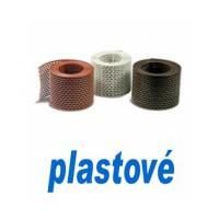 Plastové okapní větrací pásy (PP)